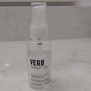 VERB Ghost Oil for hair